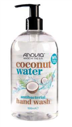 Picture of £1.00 ANOVIA COCONUT WATER HAND WASH