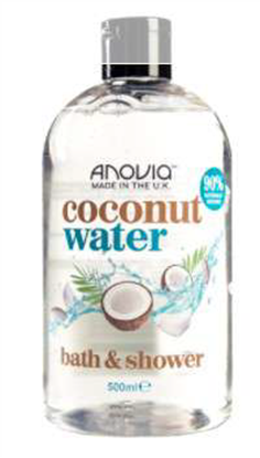Picture of £1.00 ANOVIA COCONUT WATER SHOWER GEL