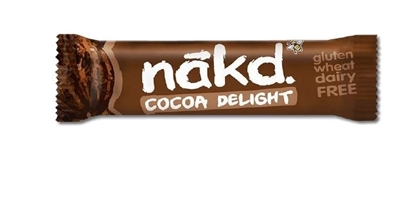 Picture of £0.79 NAKD 35g COCOA DELIGHT BAR