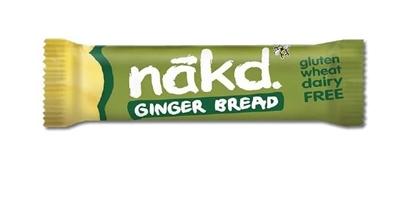 Picture of £0.79 NAKD 35g GINGER BREAD BAR