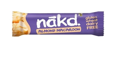 Picture of £0.79 NAKD 35g ALMOND MACAROON BAR